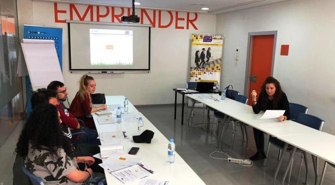 CEEIM forma a un grupo de jóvenes europeos en cómo crear su empresa social innovadora