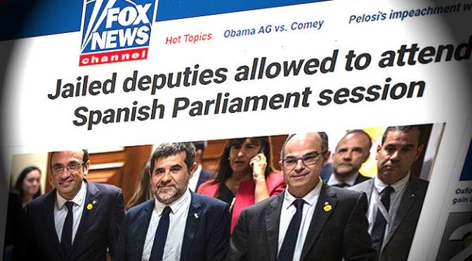 """""""Los Presos, en el Parlamento"""""""