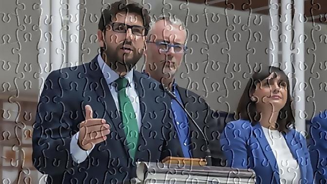 La derecha de PP, Ciudadanos y Vox gobernará en la Región de Murcia