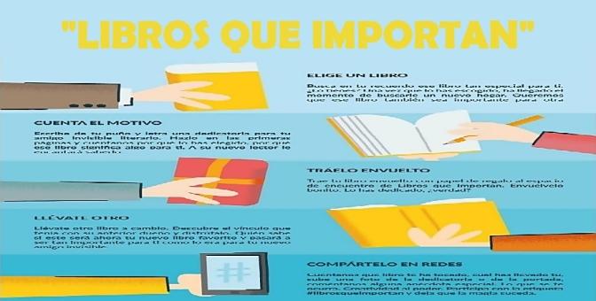 """Libros que Importan"""