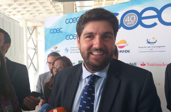 Ciudadanos Pide la Dimisión de López Miras