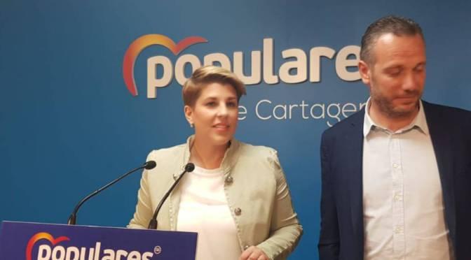 Noelia Arroyo propone un pacto PP-PSOE-Cs para desbancar a José López