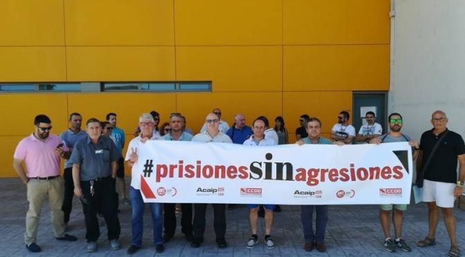 Incidentes entre reclusos de Campos del Río