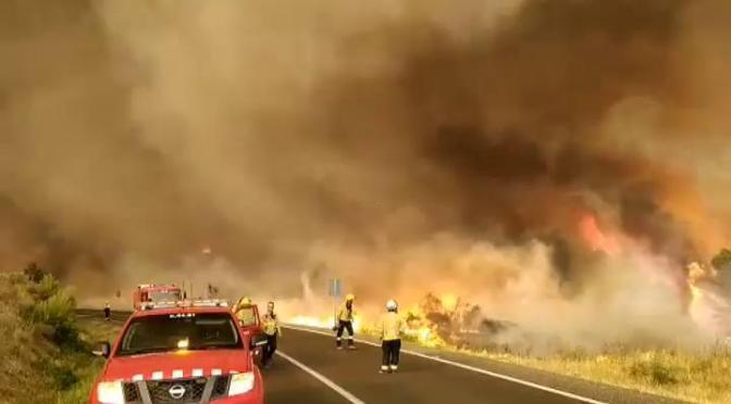 Arde Murcia por el Calor, ¿Estamos Seguros?