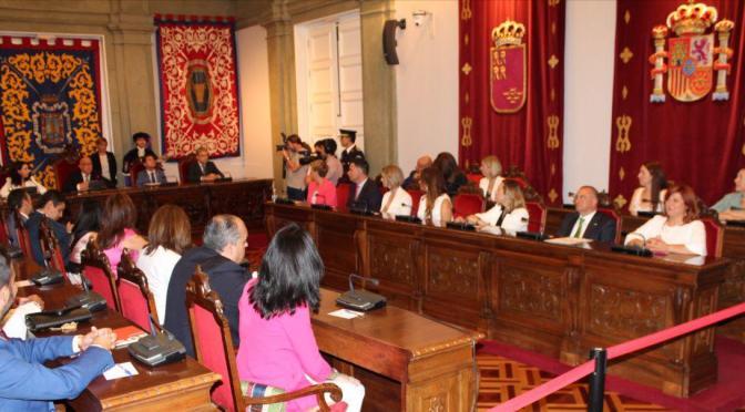 El Partido Socialista de Cartagena pasará a la historia por devolver nuestro Ayuntamientos al partido más corrupto de España.