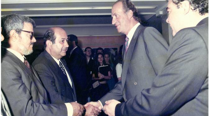 """""""Juan Carlos, el Rey que Ama a la Región"""""""