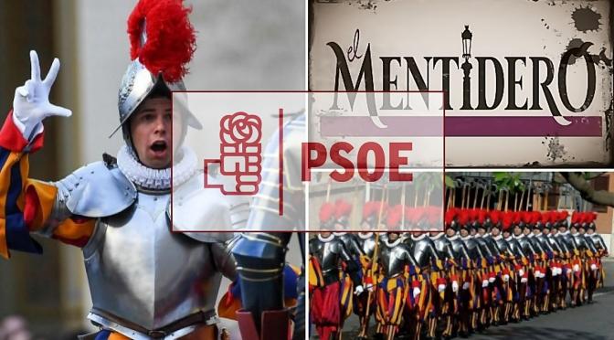 """""""Nueva Sede Sociata en el Vaticano"""" – """"El Mentidero Nº3"""""""
