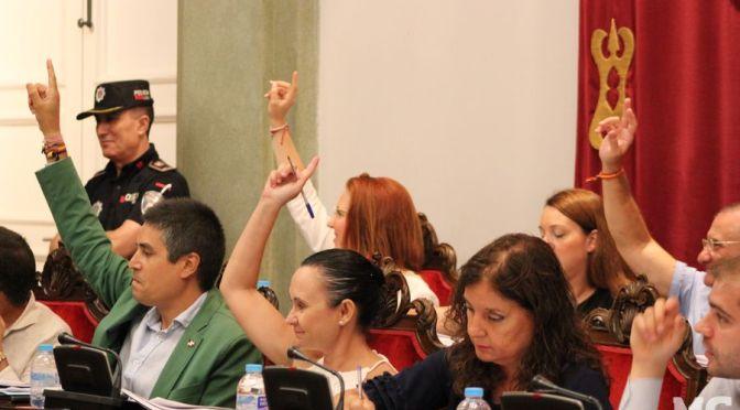 Los Barrios y Diputaciones de Cartagena en el Centro de la Política Municipal