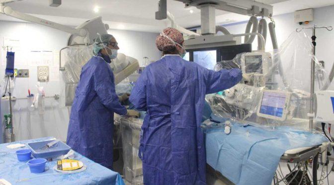 Somos Región Exige la Ampliación del Servicio de Hemodinámica del Hospital Santa Lucia