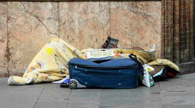 Uno de cada tres murcianos al borde de la pobreza y en exclusión social