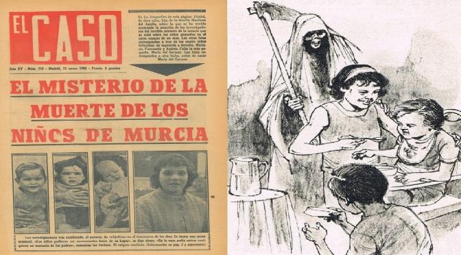 """""""Piedad, la Niña Murciana que Envenenó a sus Cuatro Hermanos"""""""