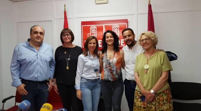 El Psoe Federal Pide la Dimisión de Castejón y sus Concejales