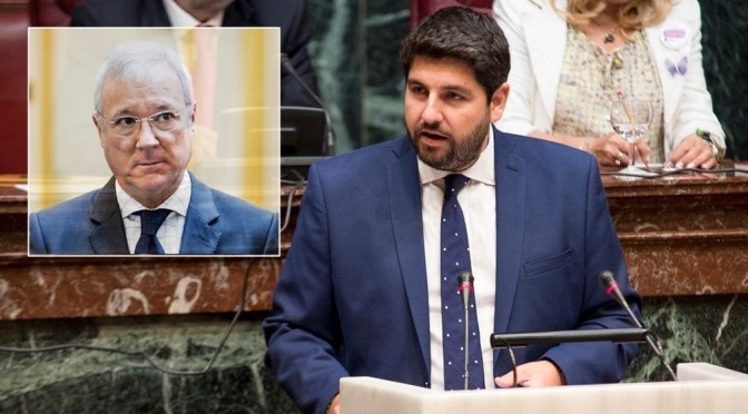 """""""López Miras, un Gobierno Tecnócrata, una Quimera"""" EDITORIAL"""