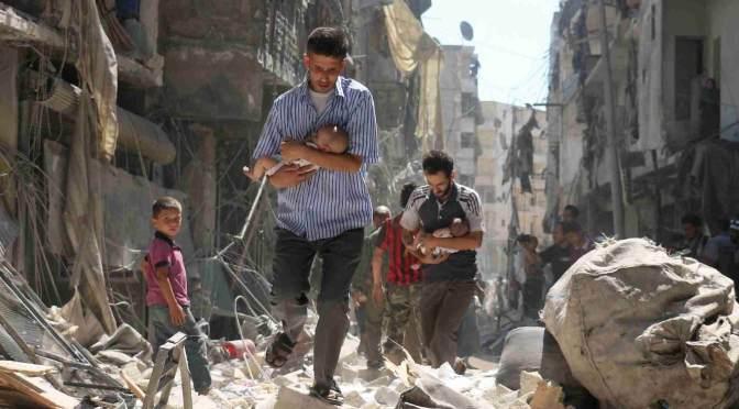 Deshumanización y Guerras en el Mundo