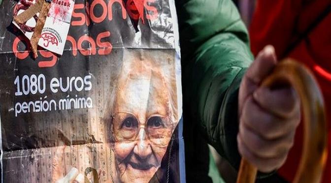 El dilema del desgobierno y las pensiones