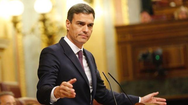 La Nación, Pendiente de un Solo Tío, Sánchez, El Caudillo