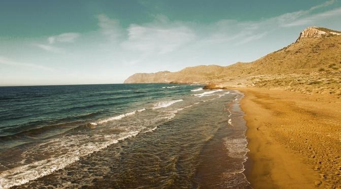La temperatura en el litoral de la Región por encima de lo normal