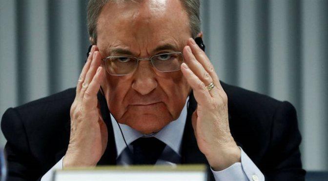 Operación en la audiencia de Murcia para lograr la impunidad de Florentino Pérez