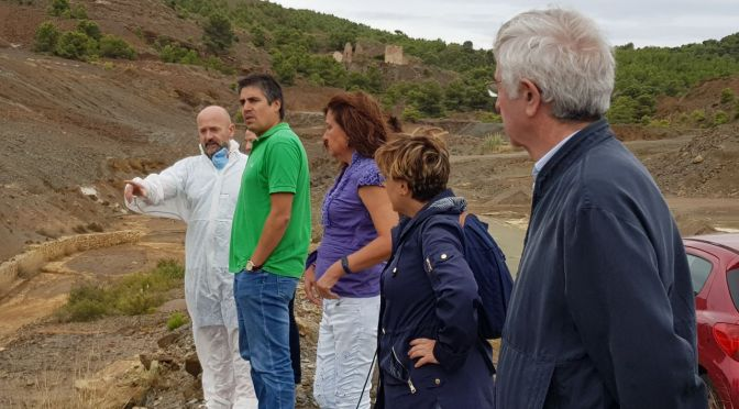 Pleno Monográfico Sobre la Contaminación en Cartagena