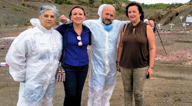 Somos Región Denuncia el Estado de Abandono que Sufren los Vecinos de la Sierra Minera