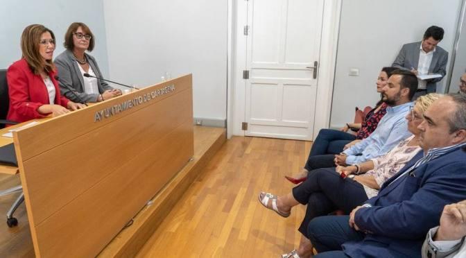 Extinguido el Grupo Socialista en el ayuntamiento de Cartagena