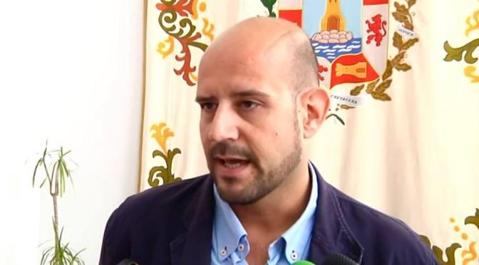 """Ortega: """"Si López quiere hacer una limpieza ética la carta que debe firmar es la de su dimisión"""""""