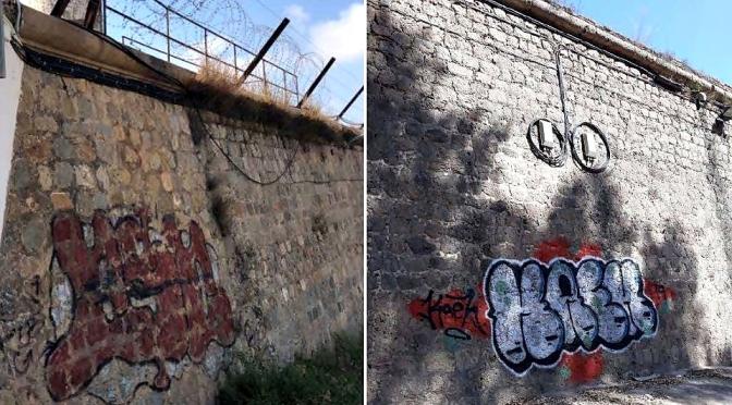 Técnicos del Ministerio de Cultura visitarán la Muralla de Carlos III gracias a una denuncia ciudadana
