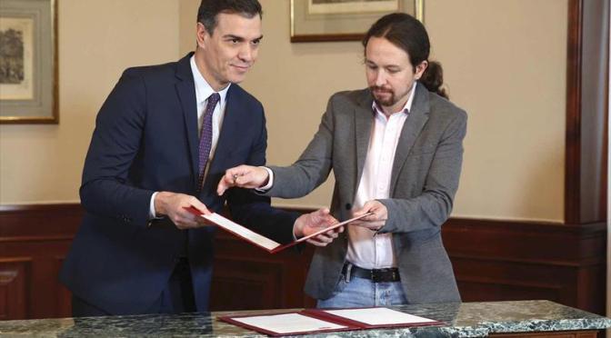 Golpes Bajos a la Democracia Española