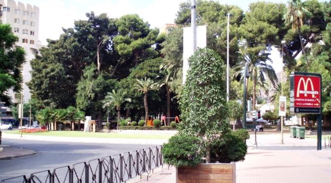 Incumplimiento del Contrato de Jardines (UTE Actua-Acciona) Consentido por el Ayuntamiento de Cartagena