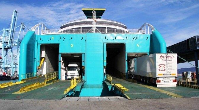 Creación de una Línea Marítima para Camiones En Francia y Cartagena