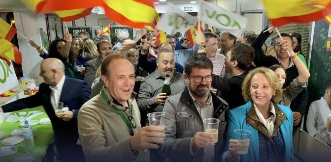 Murcia es la única región del país donde gana la extrema derecha de Vox