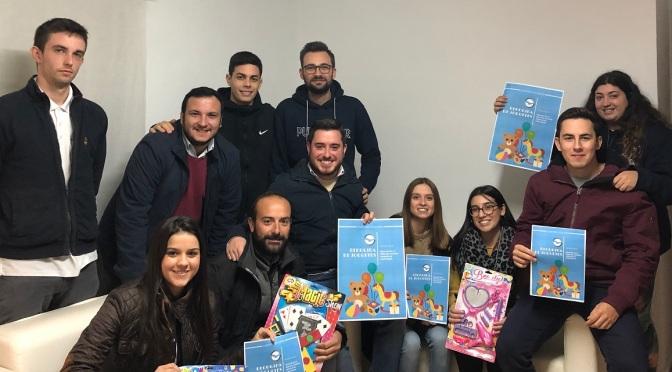 Campaña solidaria de recogida de juguetes, por sexto año consecutivo