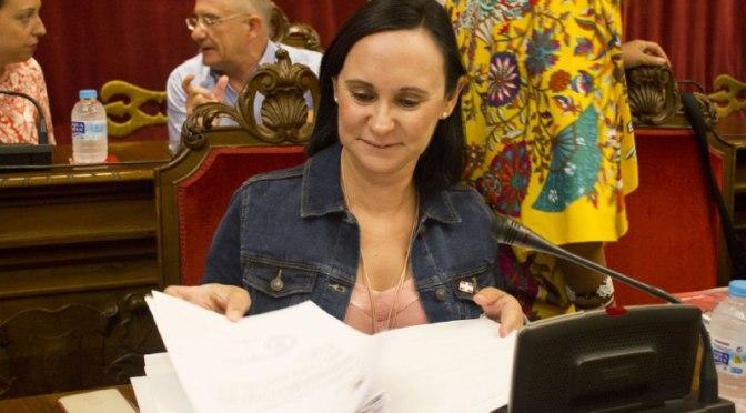 Castejón mintió en el Pleno con la 'recolocación' de su Grupo municipal