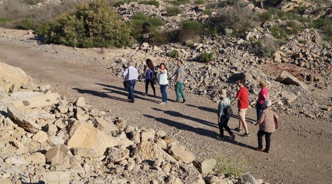 Descontaminar ZINSA, Proteger Torreciega, Cuidar Cartagena