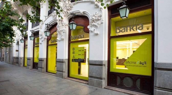 España solo recupera 5.917 millones de euros de los 58.871 millones dados a las cajas para salvar la banca