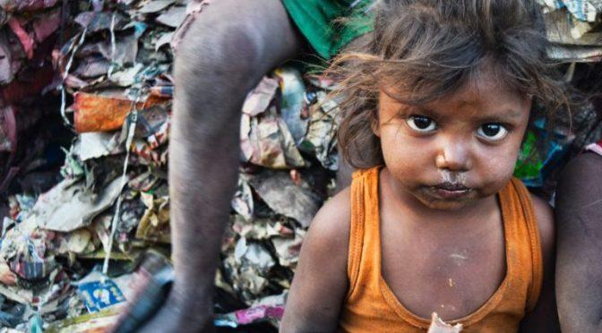 Cerca de 17 millones de niños en África sufren hambre por la crisis climática