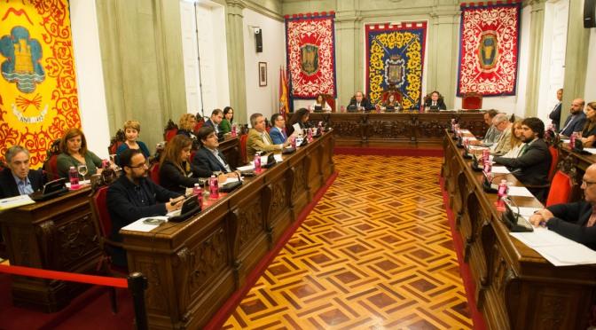 VOX Cartagena apoya la suspensión del acuerdo sobre condiciones de trabajo y horas RED