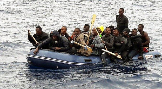Llegan a las costas de la Región en las últimas 48 horas más de un centenar de inmigrantes en 8 pateras