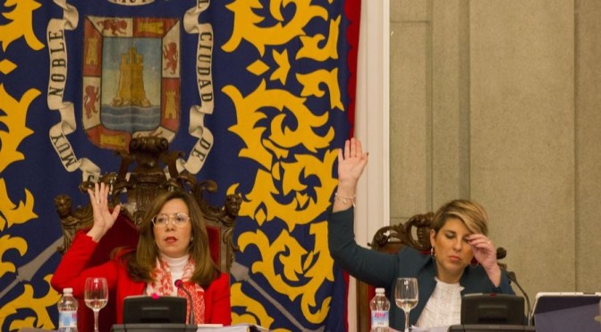 Arroyo pasa el 'rodillo' en la Junta de Gobierno saltándose procedimientos y las advertencias del interventor