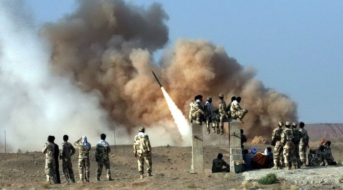 Irán ataca bases de Estados Unidos en Irak en respuesta a la muerte de Soleimani