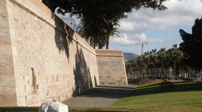 Un Museo Llamado Cartagena: Muralla de Carlos III