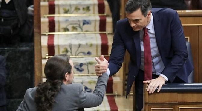Pedro Sánchez se rodea de perfiles técnicos frente al peso político de Unidas Podemos