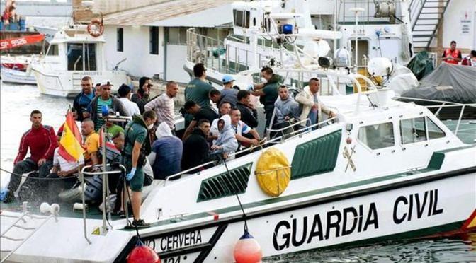 El Delegado del Gobierno es Incapaz de Reforzar la Guardia Civil para Garantizar la Seguridad en Cartagena