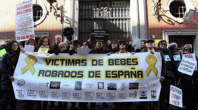 """El """"Hombre del Saco"""" es funcionario del Estado Español"""