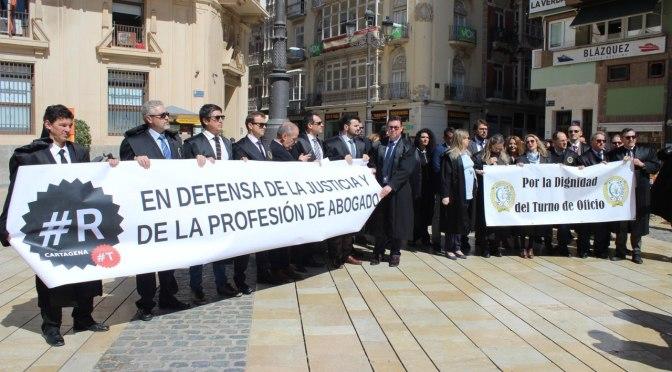 MC exige al Ministerio y al TSJ que reactiven la administración de Justicia en Cartagena