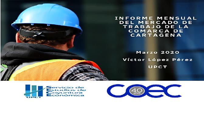 La Crisis del Coronavirus Rompe el Mercado Laboral en Cartagena y Comarcas