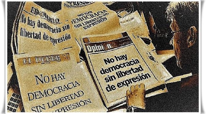 "EDITORIAL: ""Aplausos a la Prensa Libre"""