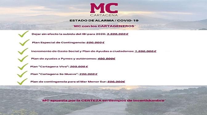 Los empresarios de la Comarca reclaman las medidas propuestas por MC que fueron rechazadas por el Gobierno