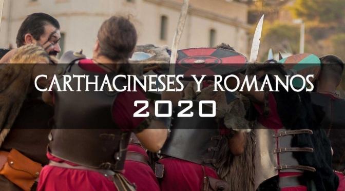 Suspendidas Las Fiestas de Carthagineses y Romanos 2020