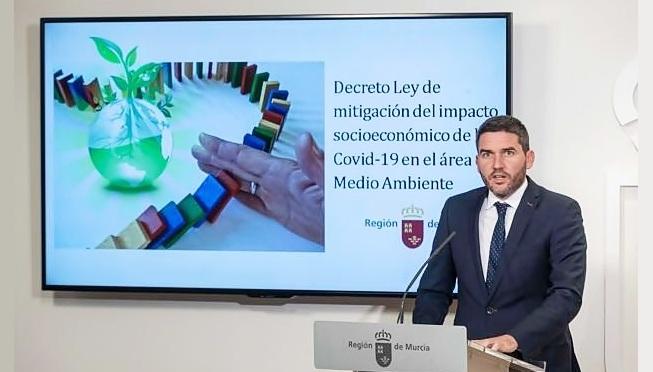 Asociaciones ecologistas denuncian que el Gobierno de Murcia desprotege aún más el medio ambiente con la excusa de la COVID-19